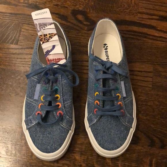 Superga Shoes | Superga 275 Denim
